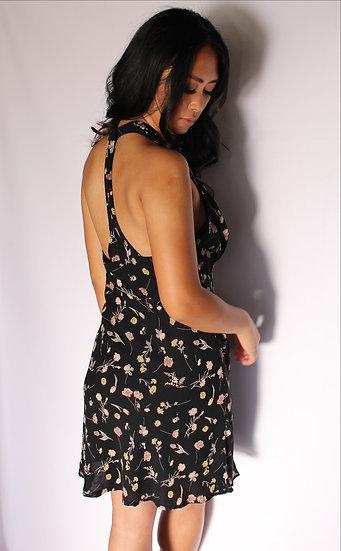 Mica's Halter Dress