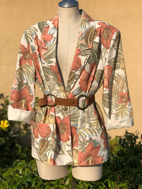 Tropical Sag Harbor Blazer