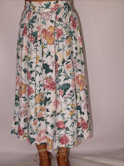 Fritzi California Spring Floral Skirt