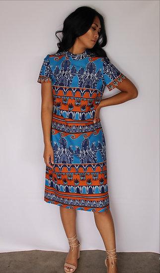 Twiggy's Tunic Dress