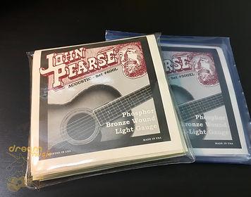 木吉他弦線 John Pearse