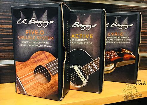 木吉他拾音器 L.R Baggs