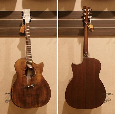 木吉他 Gomans