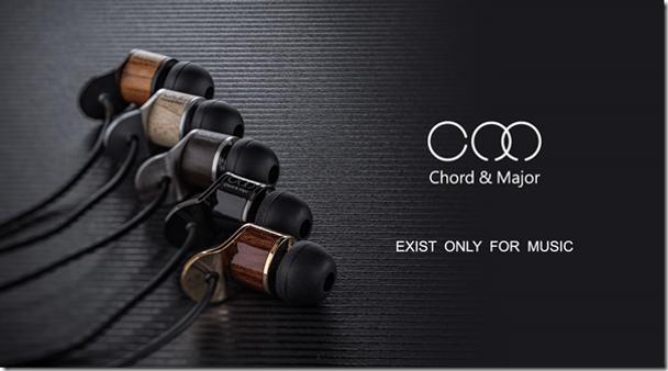 耳機 Chord&Major