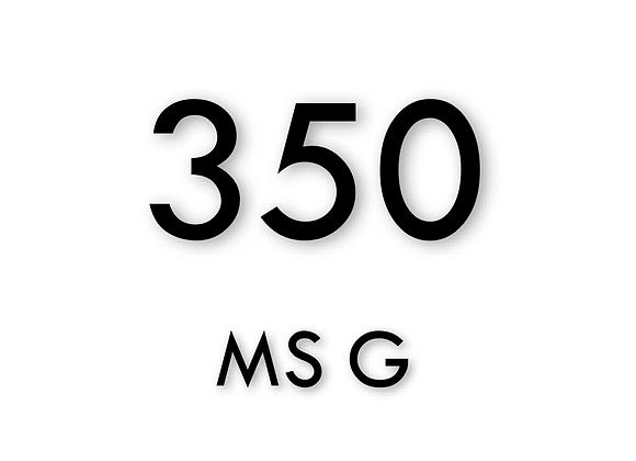 TSMC 350nm MS G Full Block Tapeout 0.1mm2