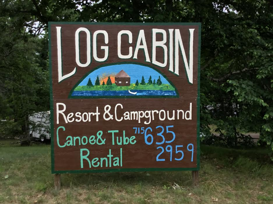 Camping | Trego | Log Cabin Resort and Campground