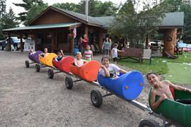 Log Cabin Resort 016