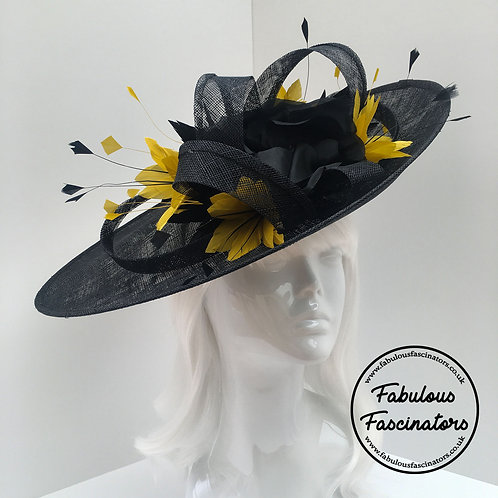 MAIRWEN Black and Yellow Hatinator