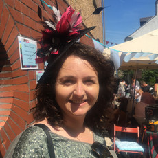Glamour at the Summer Fete