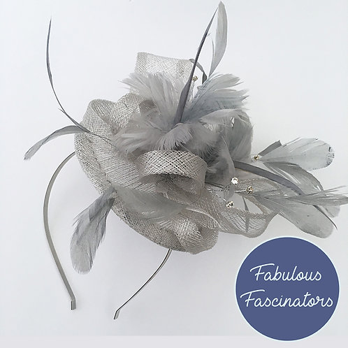 CARIAD Sparkle Fascinator