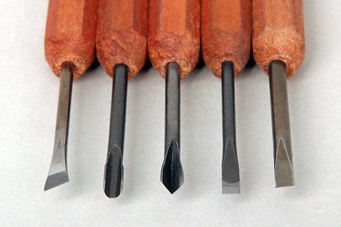 Dockyard Micro Tools 3.0mm Micro Standard Set (5 Pieces)