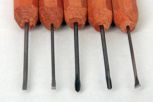 Dockyard Micro Tools 1.5mm Micro Standard Set (5 Pieces)