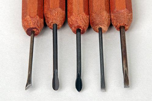 Dockyard Micro Tools 2.0mm Micro Standard Set (5 Pieces)