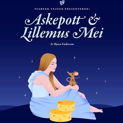 Askepott og Lillemus-Mei (video)