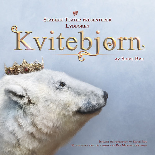Kvitebjørn (lydbok) - rødt lag