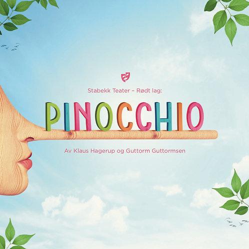 Pinocchio (lydbok) - rødt lag