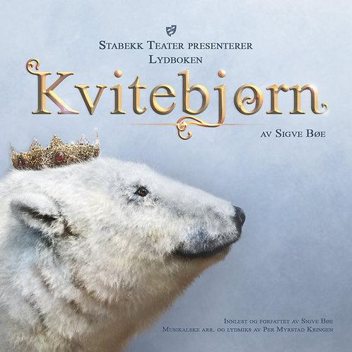 Kvitebjørn (lydbok) - blått lag