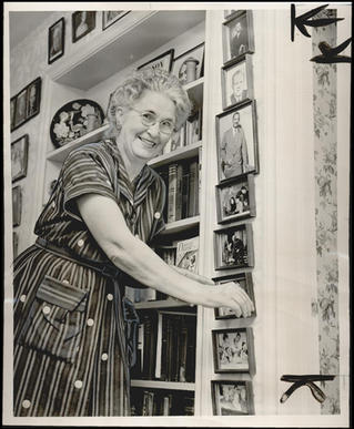 Caroline E. M. Burks