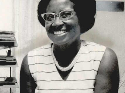 Clara Mae Shepard Luper