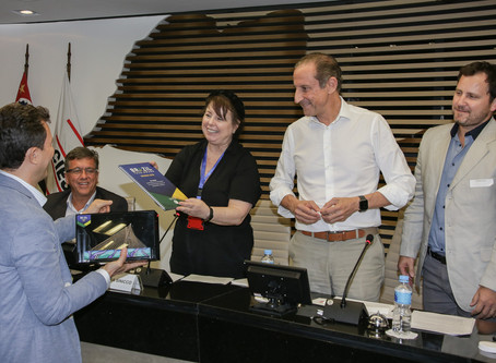 Brazil Tech Award 2019 picks English scale-up Voltaware  to enter the Brazilian market