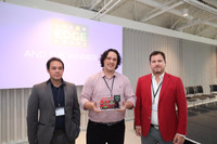 Brazilian scale-up PlataformaVerde wins  the Latam Edge Award in London today