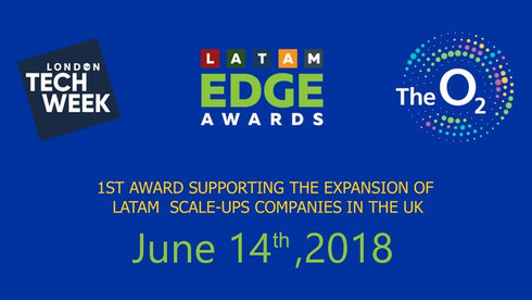 Guarantee your place to watch the Award with the best scale-ups from Latin America during the London