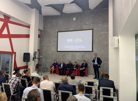 The RoadShow of BrazilTechAward in Europe is now in Berlin, Moscow and Prague