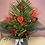 Thumbnail: 6 Red Rose Modern Arrangement