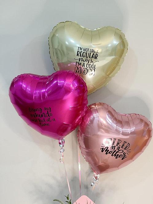 Foiled Balloon