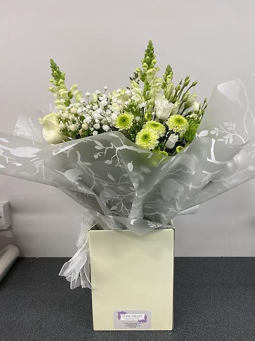 Angel White Bouquet