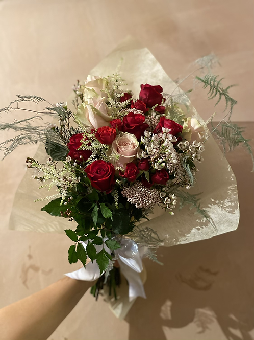 Luxury Romance Rose Bouquet