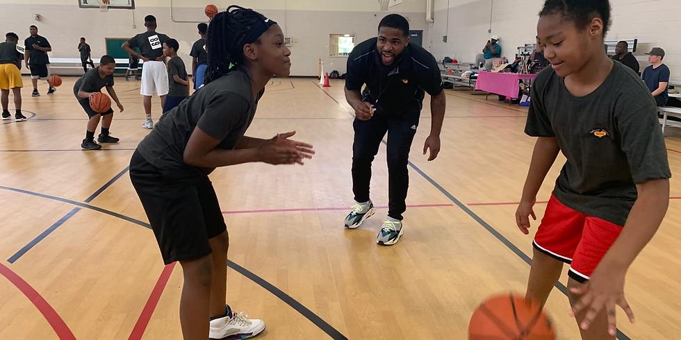 Free Love Basketball Clinic  (1)