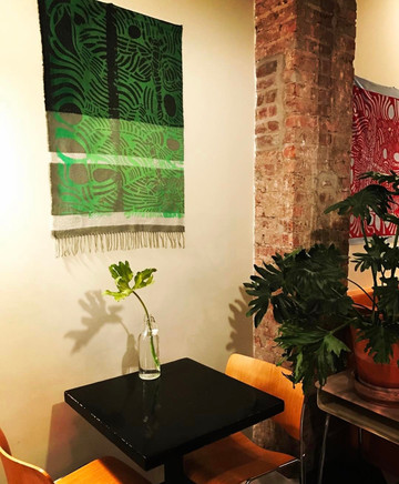 Diallo House, solo show, Feb 2017