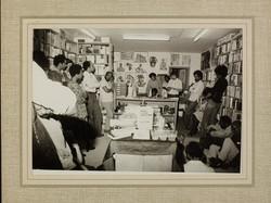 04 Bookshop event. c1970s. Huntley Archives at London Metropolitan Archives_Archives Series Ref-LMA_
