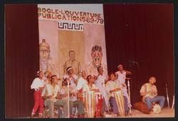 06 Bogle-L'Ouverture Publications 10th Anniversary event. 1979. Huntley Archives at London Metropoli