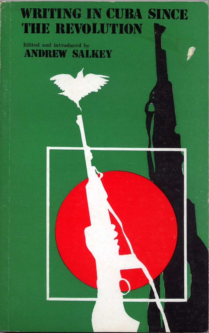 01 Writing in Cuba Since The Revolution-Andrew Salkey (cover design Errol Lloyd)