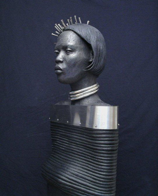 Fowokan, Lost Queen of Pernambuco, 1989 (C) The Artist copy