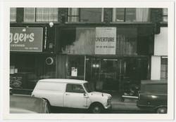 07 Racist Attack on Bogle L'Ouverture Bookshop. c1970s. Huntley Archives at London Metropolitan Arch