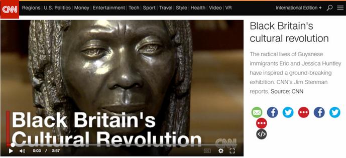 "CNN ""Black Britain's Cultural Revolution"""