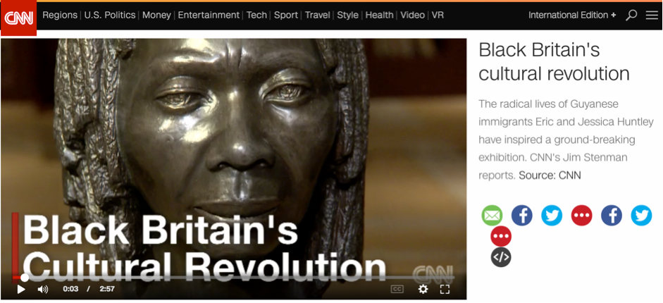 "CNN ""Black Britain's Cultural Revolution"""
