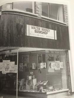 20 Walter Rodney Bookshop. c1980s. (Photo courtesy of Mervyn Weir)