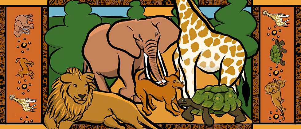 The Animal Kingdom - Folktale series