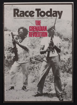 14 'The Grenadian Revolution' - Race Today, Feb_March 1979. Huntley Archives at London Metropolitan