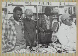 25 Parents and young people. Huntley Archives at London Metropolitan Archives_Archives Series Ref-LM
