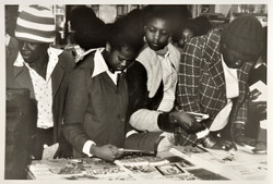12 Young readers. Huntley Archives at London Metropolitan Archives