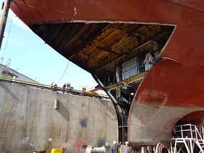 Existing Stern Being Cut Out 10.JPG