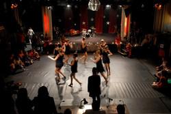 Dansen met Travolta