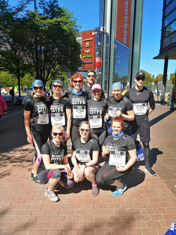 Helsinki City Run 2019