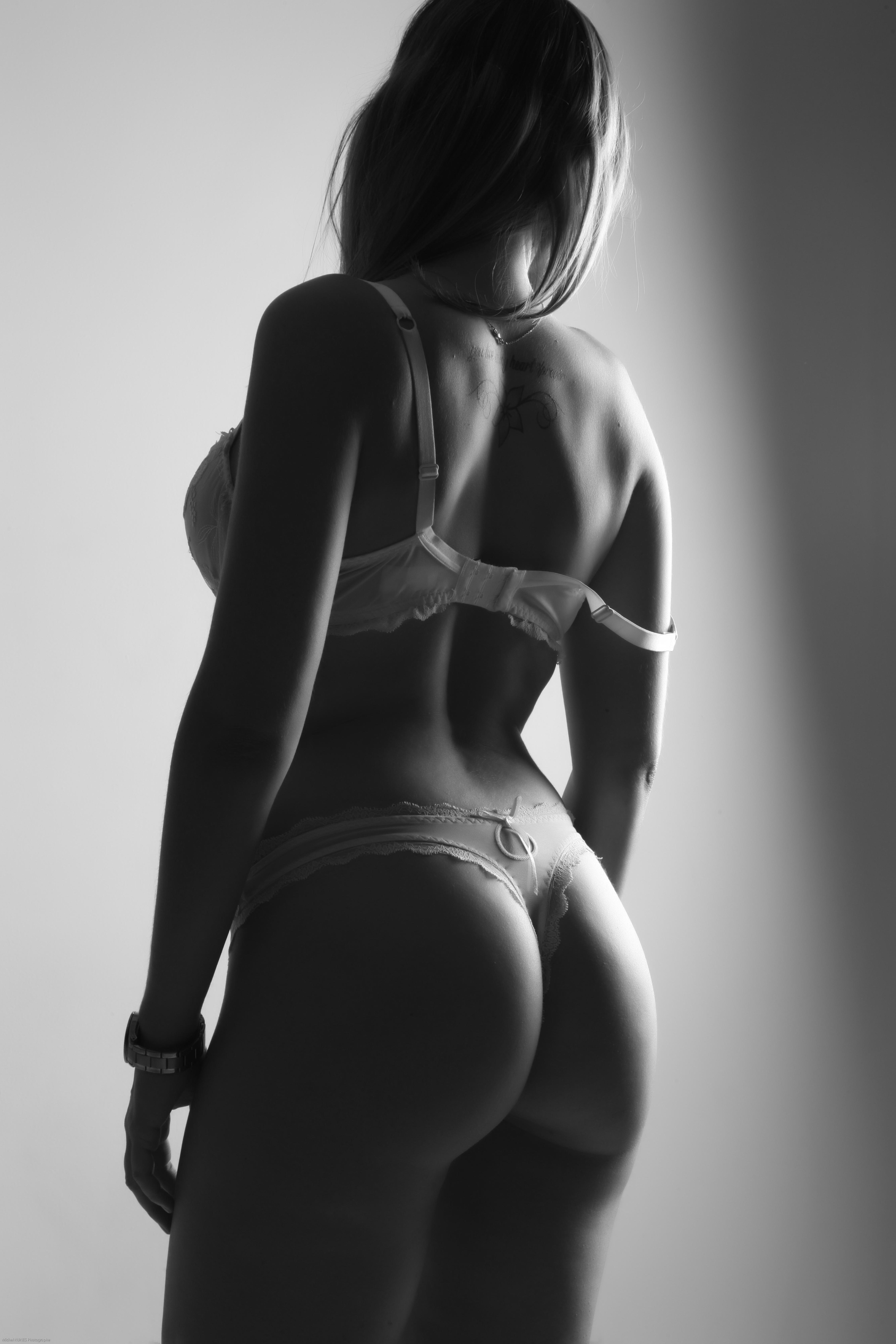 photo en lingerie