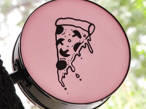 Rut Marut, para los amantes de la pizza y el rosa